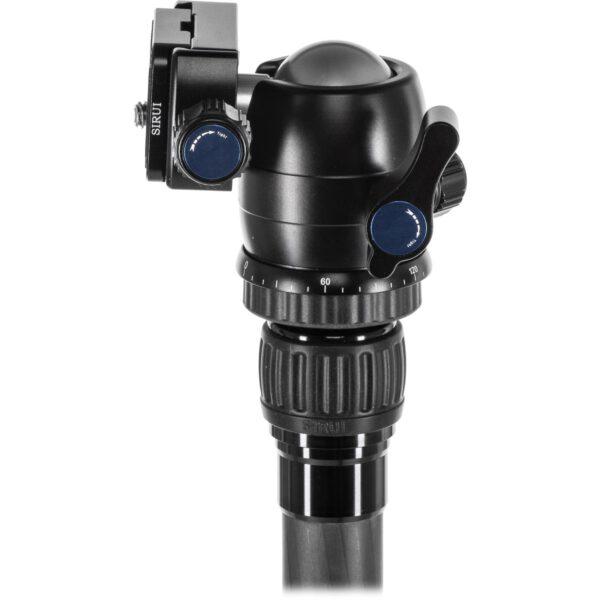 Sirui Carbon Fiber Tripod T 025SKB00K Ball Head Black 5