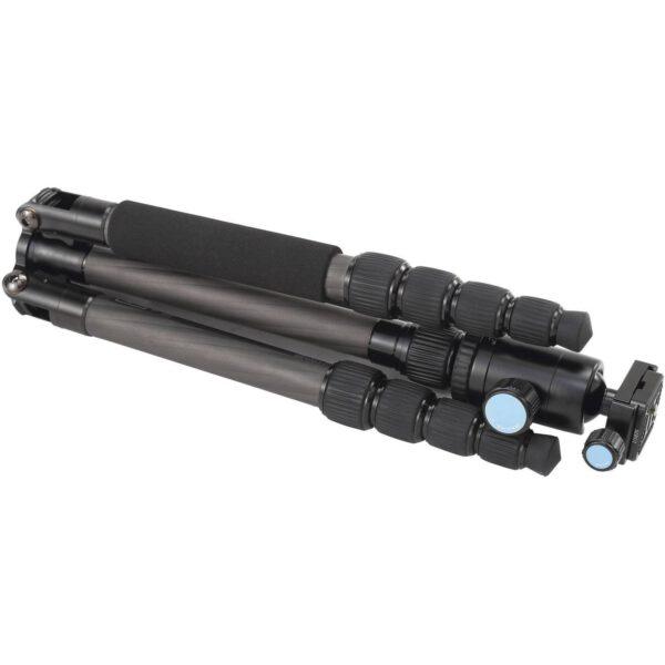 Sirui Carbon Fiber Tripod T 025XC10X Ball Head Black 5