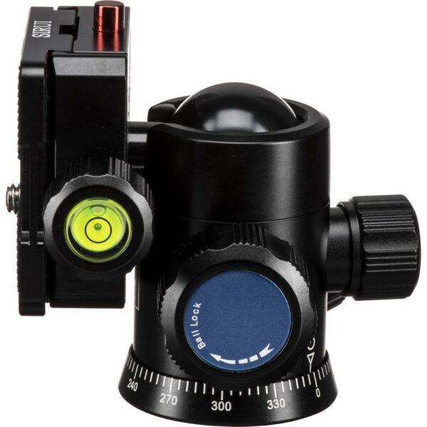 Sirui Carbon Fiber Tripod T 1205XG10KX Ball Head Black 7