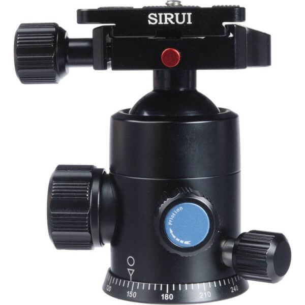 Sirui Carbon Fiber Tripod T 2205XG20KX Ball Head Black 3