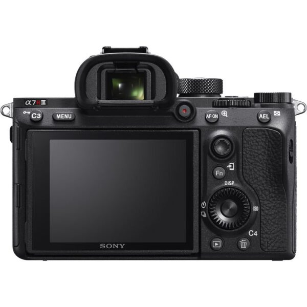 Sony A7r Mark III Body Black ประกันศูนย์ 2