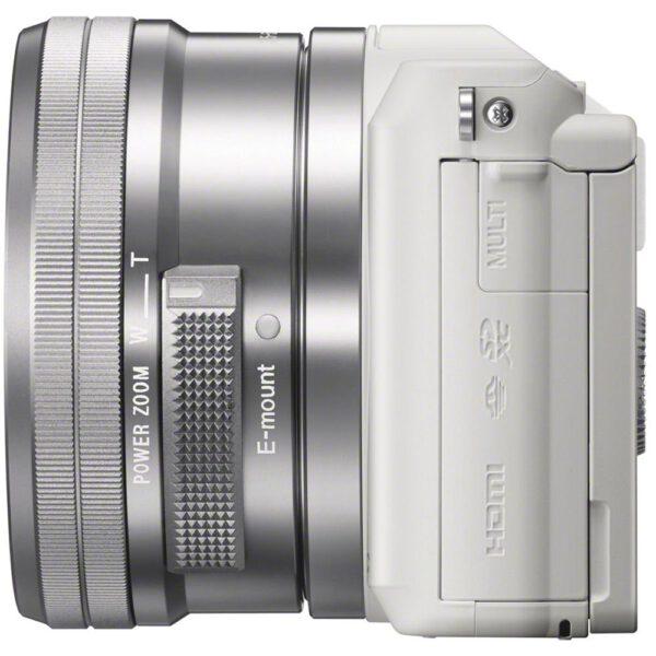 Sony Alpha A5100 Bundled 16 50mm White ประกันศูนย์10