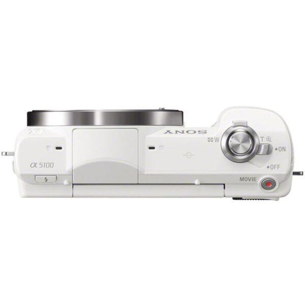 Sony Alpha A5100 Bundled 16 50mm White ประกันศูนย์14