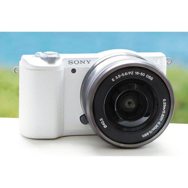 Sony Alpha A5100 Bundled 16 50mm White ประกันศูนย์2