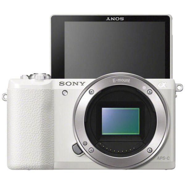 Sony Alpha A5100 Bundled 16 50mm White ประกันศูนย์4