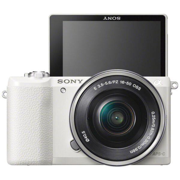 Sony Alpha A5100 Bundled 16 50mm White ประกันศูนย์5