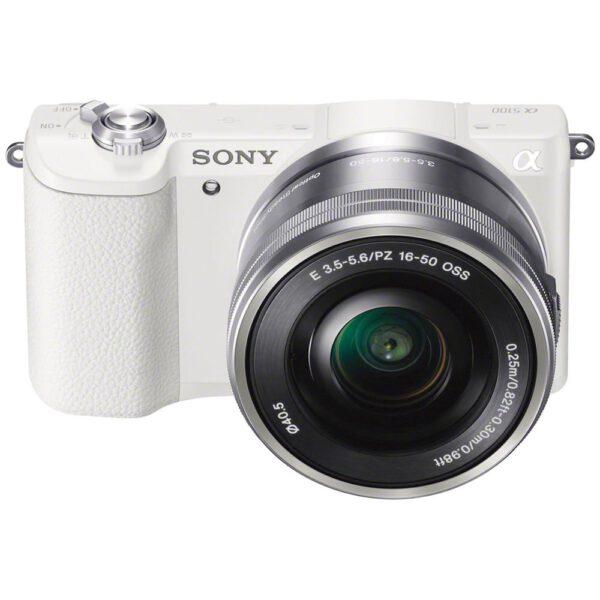 Sony Alpha A5100 Bundled 16 50mm White ประกันศูนย์7