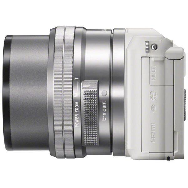 Sony Alpha A5100 Bundled 16 50mm White ประกันศูนย์9