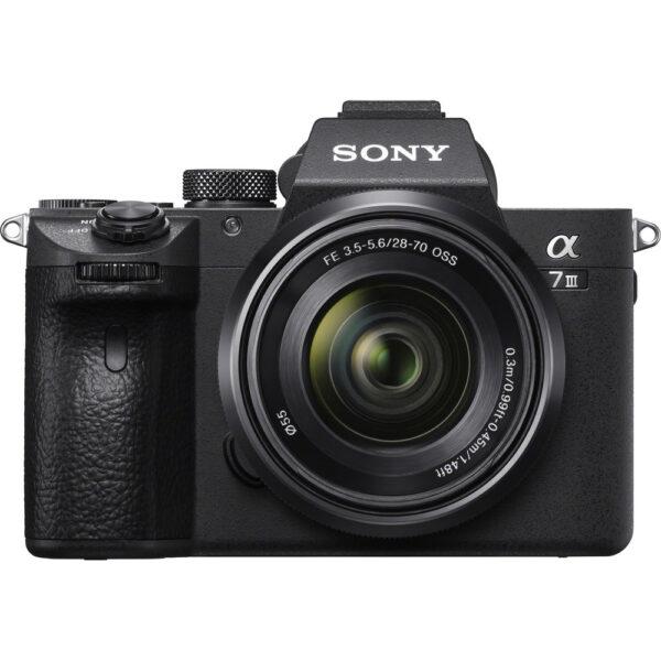 Sony Alpha a7 III Mirrorless Digital Camera with 28 70mm Lens 2