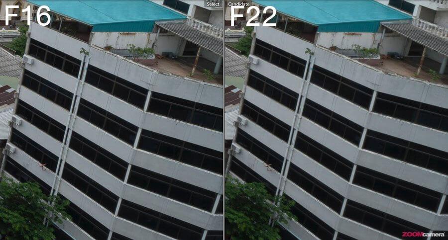 Sony FE 12 24mm F4G Test Corner Crop100 F16 F22 copy