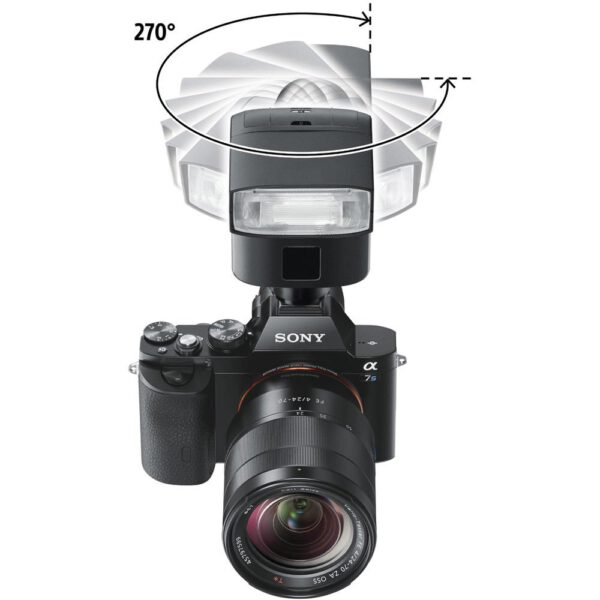 Sony Flash HVL F32M Thai 13