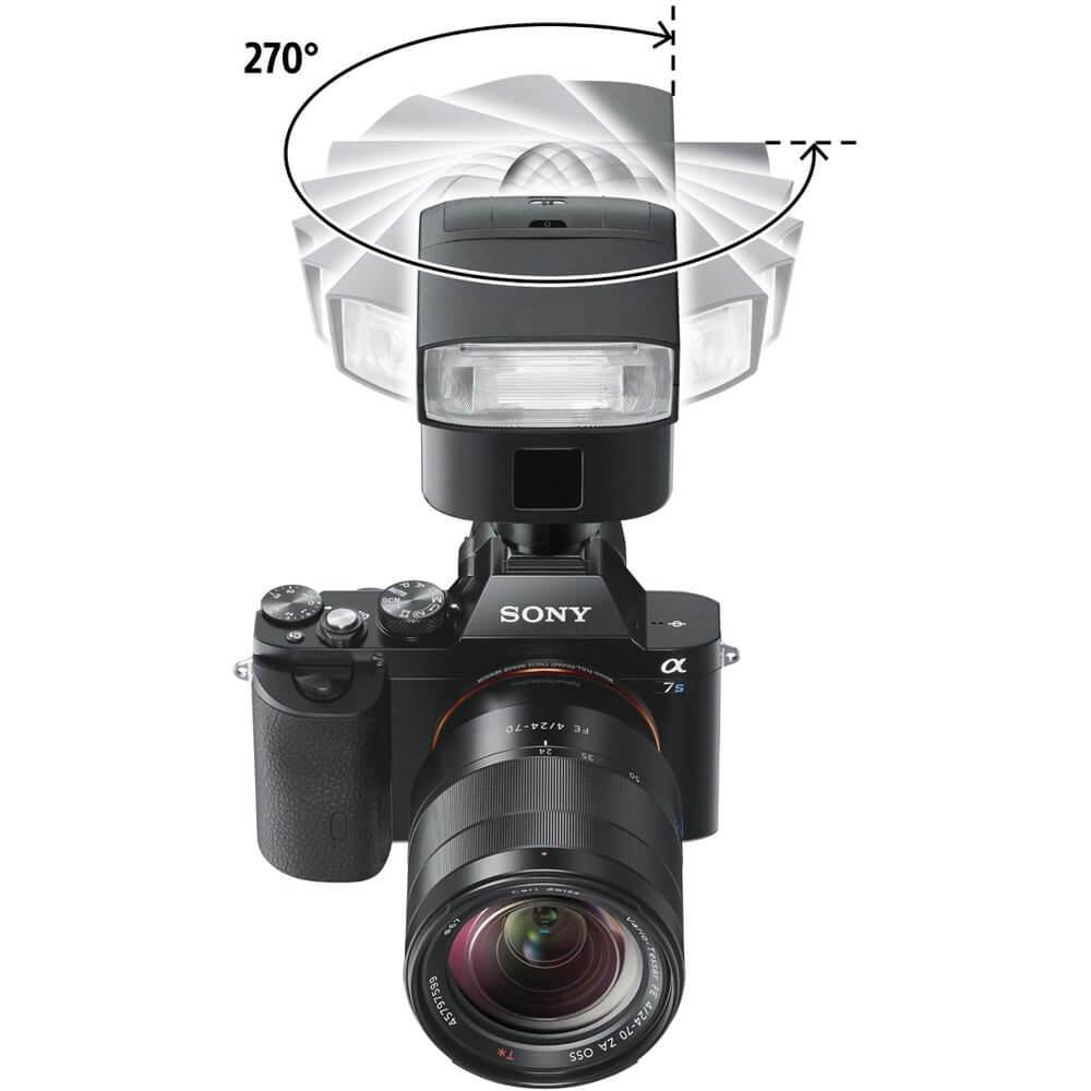 Sony Flash HVL F32M Thai 13