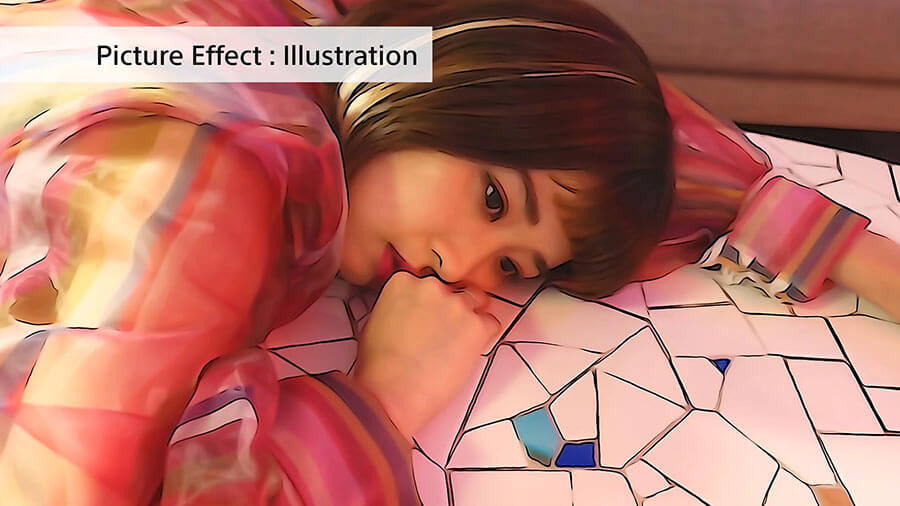 Sony-ZV1_Picture-effect-illustration