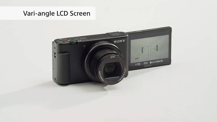Sony-ZV1_Vari-angle-LCD-Screen