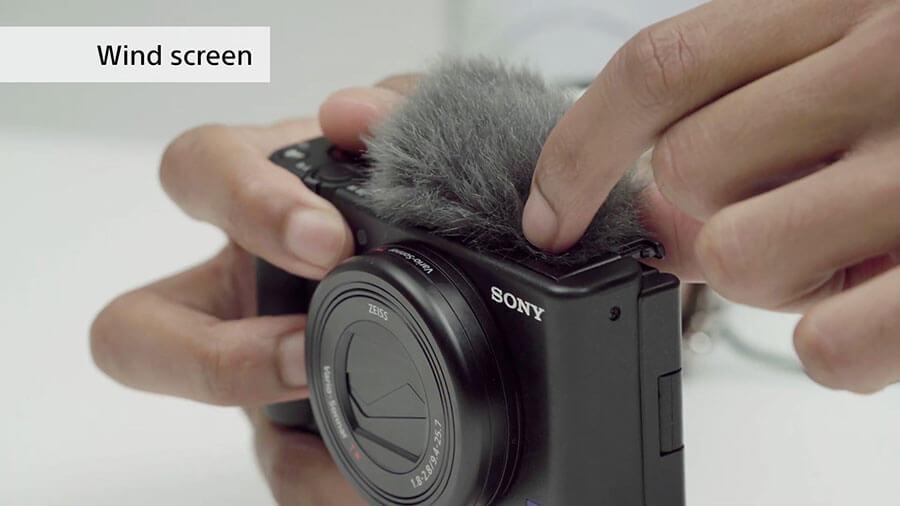 Sony-ZV1_Wind-screen