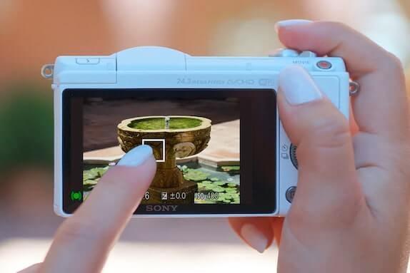 Sony a5100 10