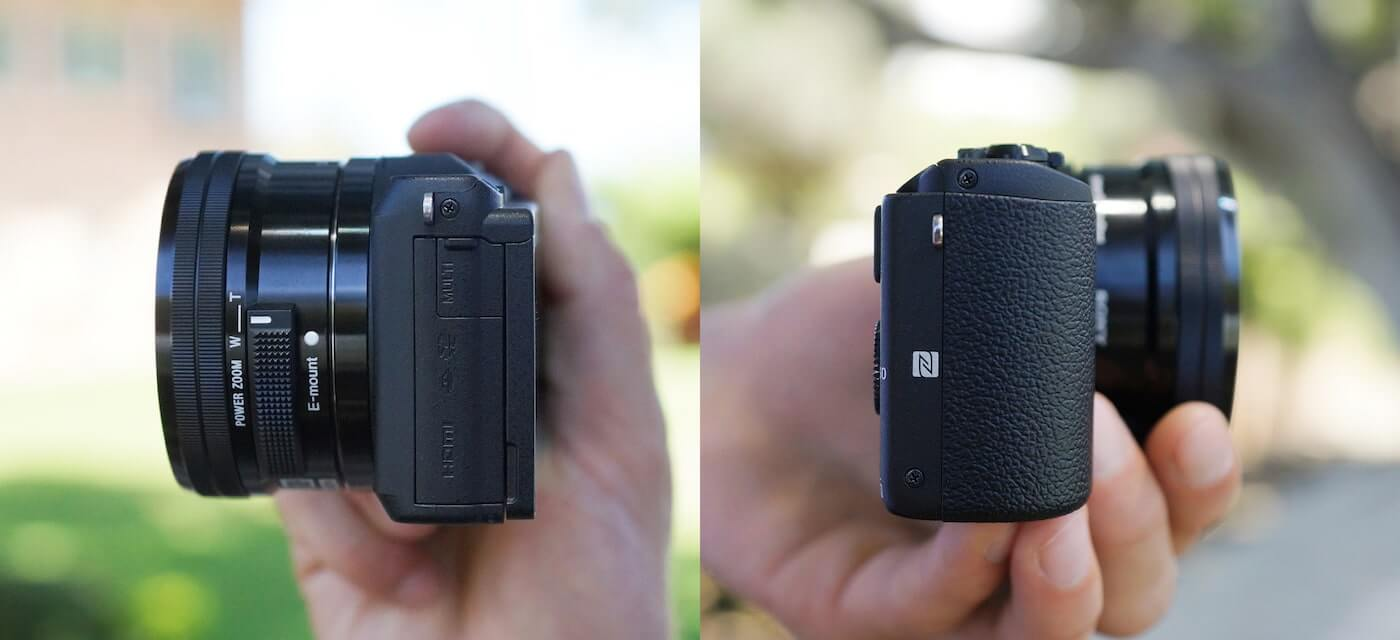 Sony a5100 6 1