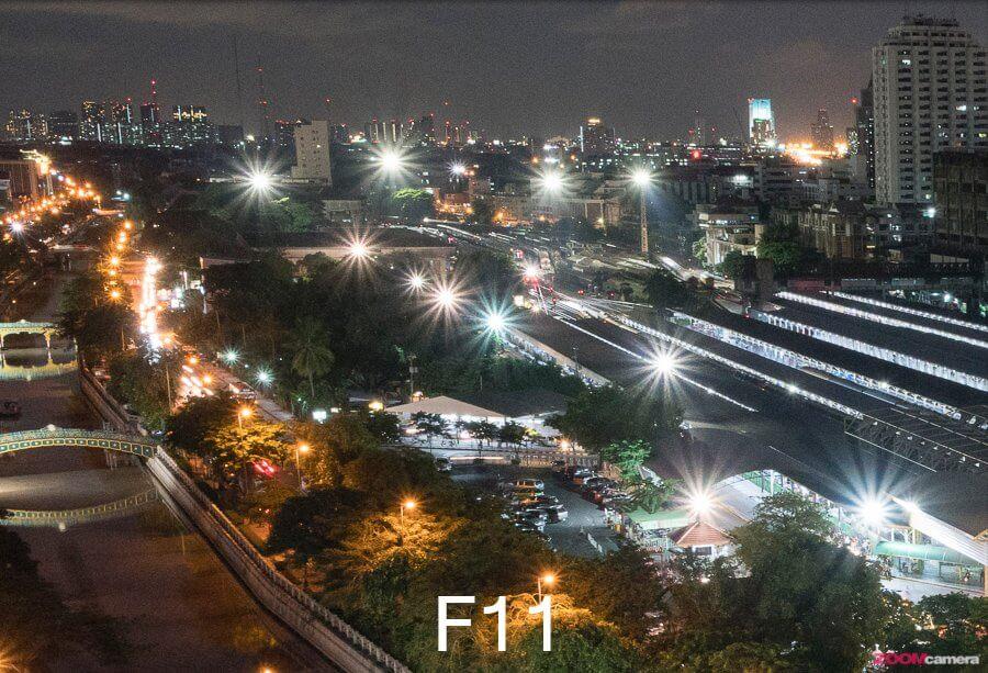 SonyFE 12 24mm F4G Star effect F11 copy