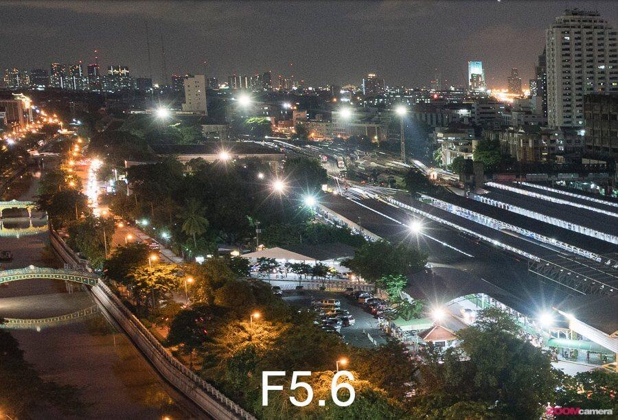 SonyFE 12 24mm F4G Star effect F5 6 copy