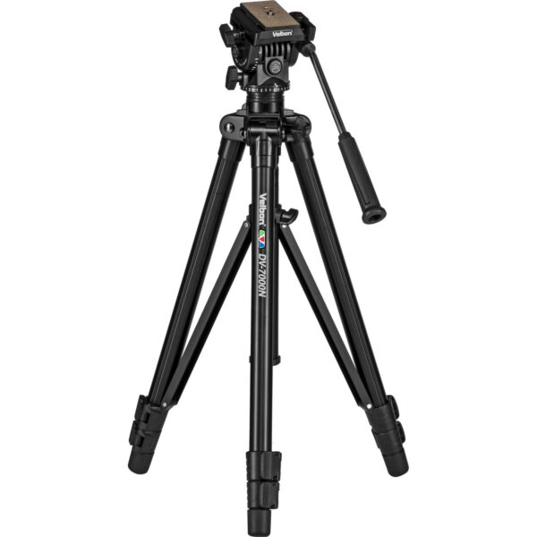 VELBON Tripod Professional Video DV 7000N 3
