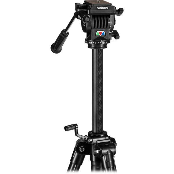VELBON Tripod Professional Video DV 7000N 6