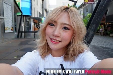 รีวิว Fujifilm X-A10 Firmware 2.0 เวอร์ชั่นใหม่กับความเนียนที่มากขึ้น