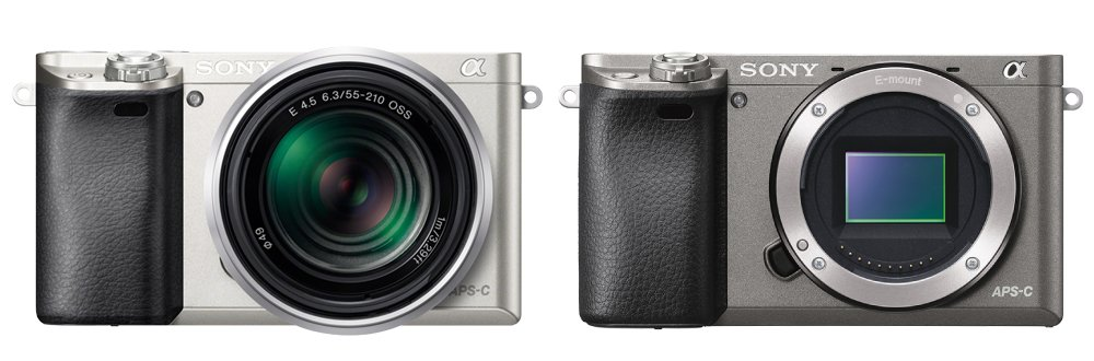 basic guide all lens sony apsc e mount zoomcamera a6000