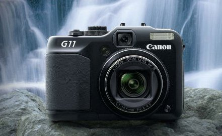 canon g11 water s