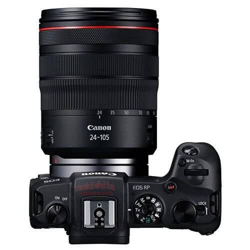 [Rumor] : หลุดภาพแรกของ Canon EOS RP