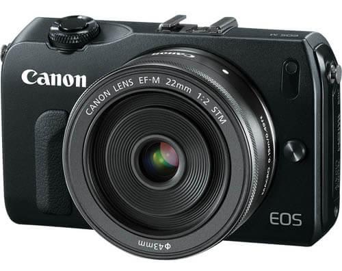 canon mirrorless f1