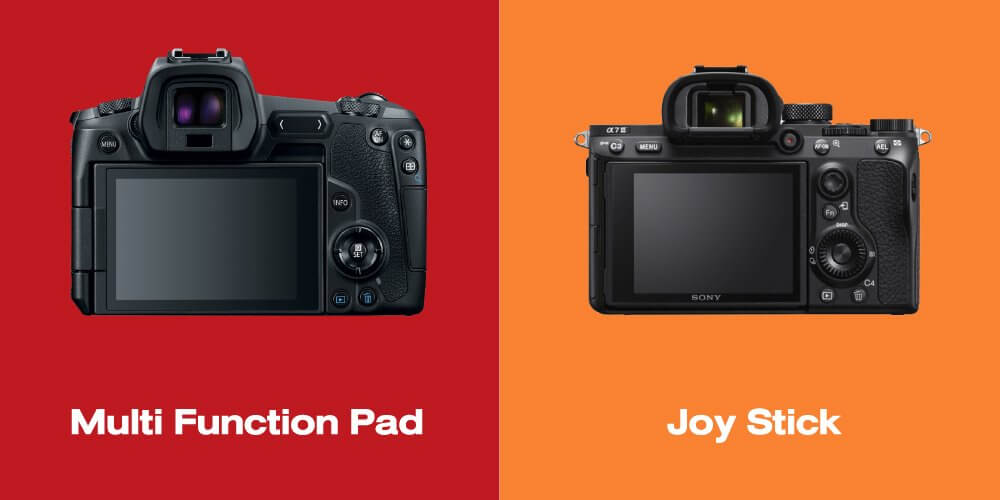 เปรียบเทียบ : Mirrorless EOS R VS Sony A7III ศึกจ้าวแห่งกล้อง Mirrorless