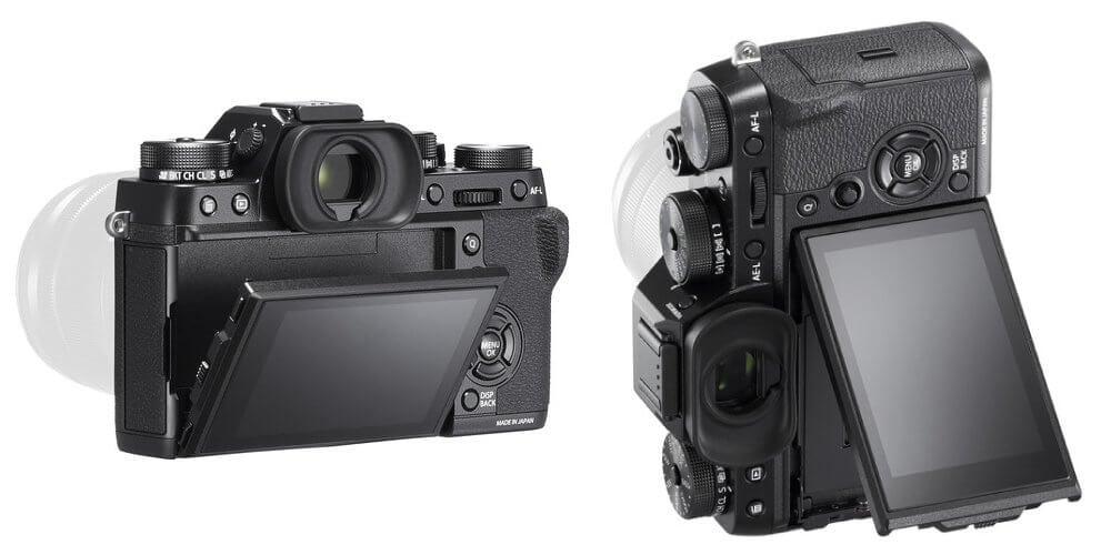 เปรียบเทียบ : Fujifilm X-T3 vs Fujifilm X-T2