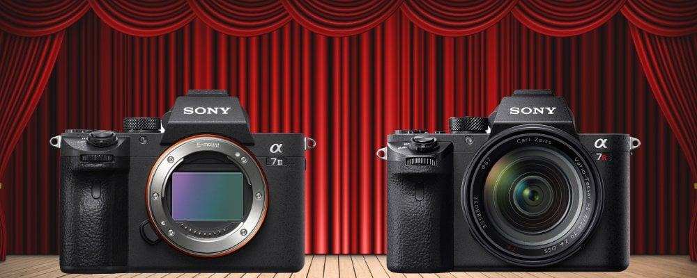 เปรียบเทียบ Sony A7III VS Sony A7RII น้องเล็ก ปะทะ พี่ใหญ่