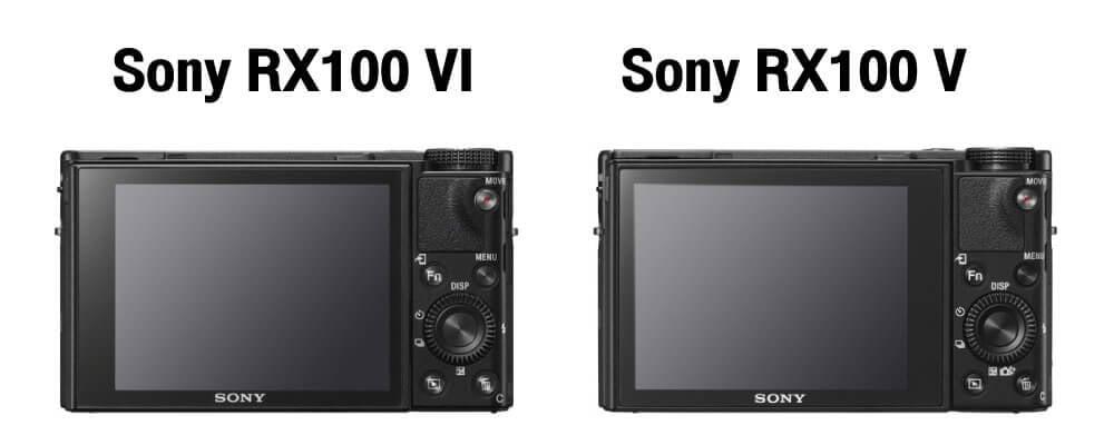 เปรียบเทียบ : Sony RX100 VI และ Sony RX100 V กล้อง Compact High-End