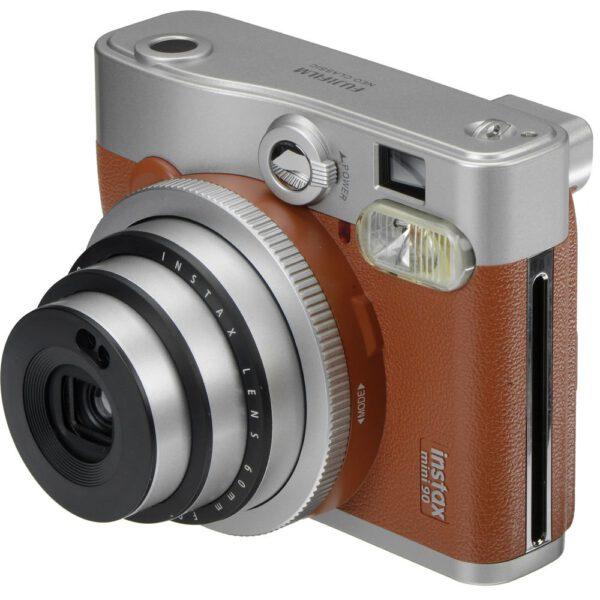 fujifilm instax mini 90 neo classic brown 3