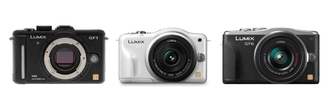 Discover All Lumix G : มาทำความรู้จักกล้องตระกูล Lumix G Series กันเถอะ