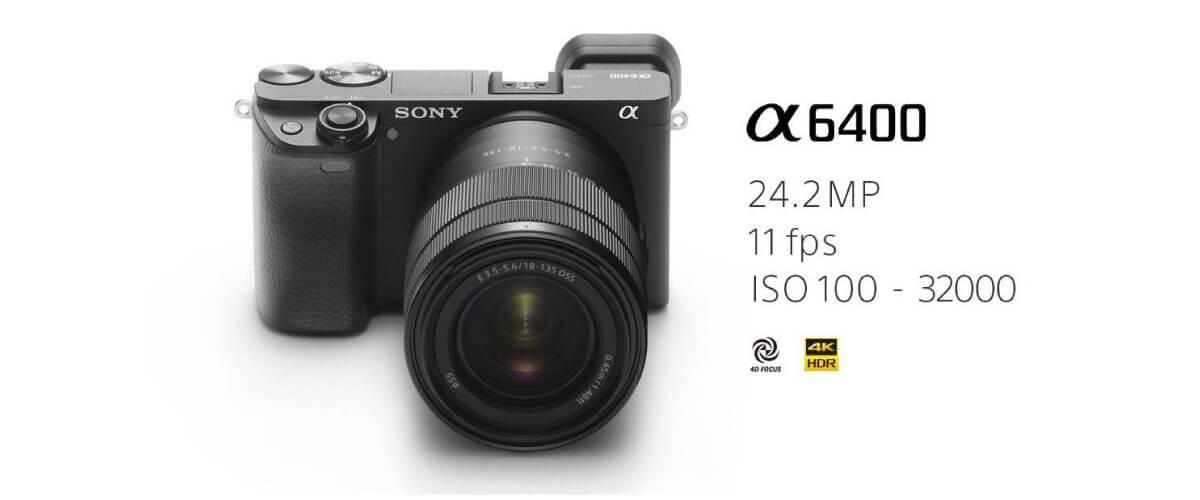 พรีวิว : Sony A6400 น้องเล็ก สเปคจัดจ้าน Real-Time AF