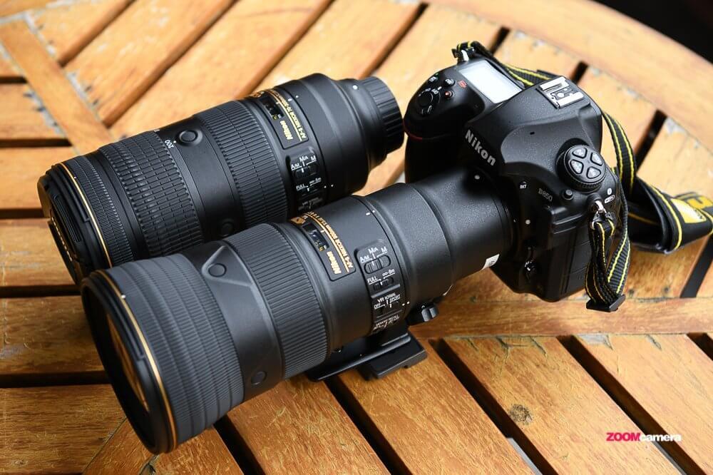 สัมผัสแรกบน Nikon AF-S NIKKOR 500mm f/5.6E PF ED VR