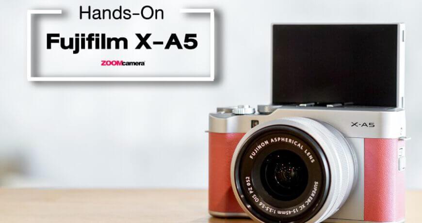 review handon fujifilm xa5 zoomcamera 67