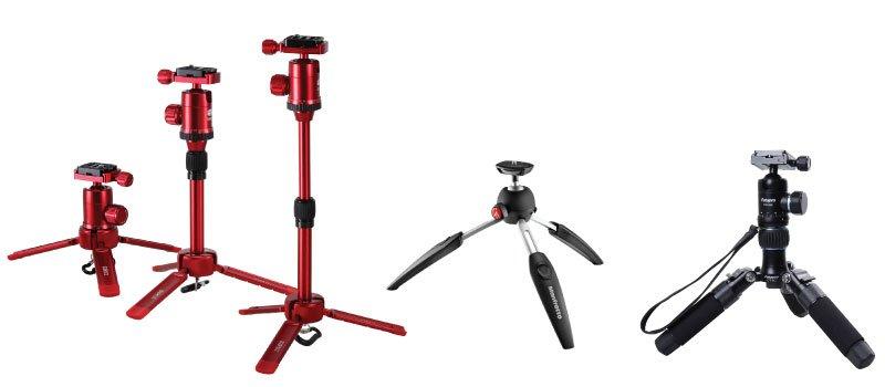 Tripod Tutorial : ชนิดและประโยชน์ของขาตั้งกล้อง ฉบับมือใหม่ควรรู้