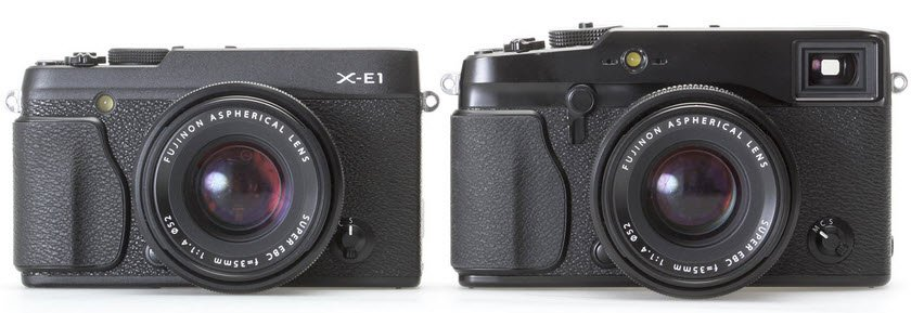 ฟูจิเปิดตัว X-E1 กล้อง mirrorless หวังผลฆ่า OM-D และ NEX-7