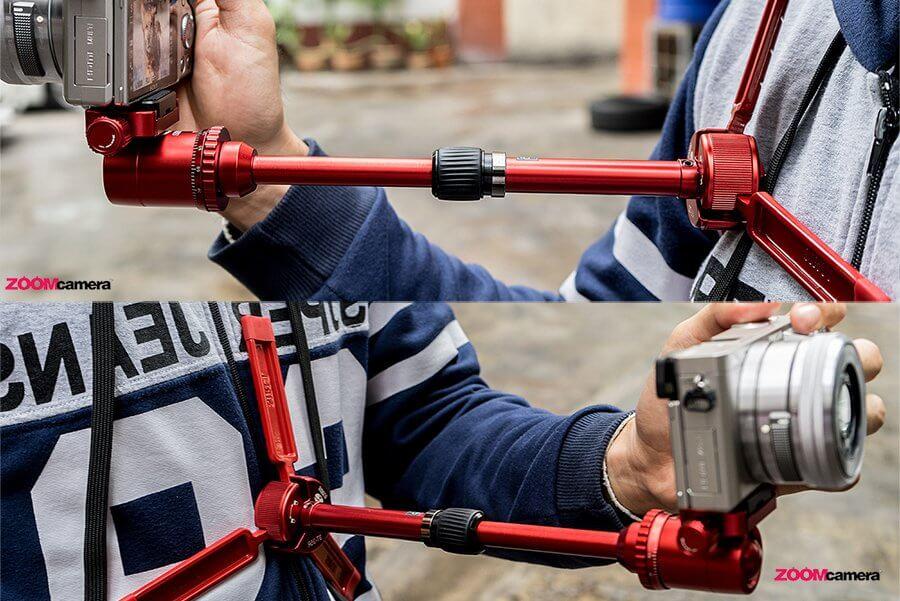 รีวิว ขาตั้งกล้องแบบตั้งโต๊ะ Sirui 3T-35 Table Top Tripod เล็ก เบา พร้อมพกพา