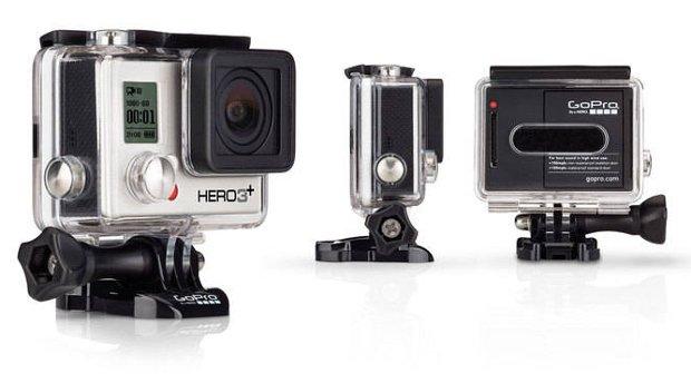 GoPro Hero 3+ เล็กลง เบาลง แต่แรงกว่าเดิม