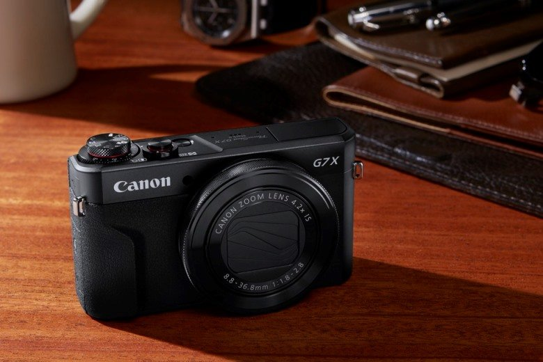 25 พัฒนาการบนกล้อง Canon G7x mark II