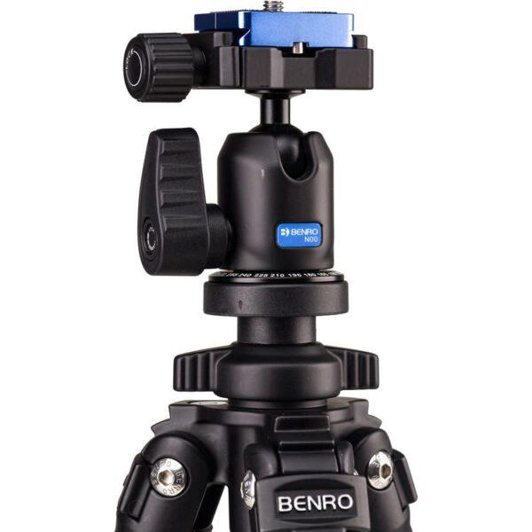Benro Carbon Fiber Slim Tripod TSL08CN00 with Ball Head 5