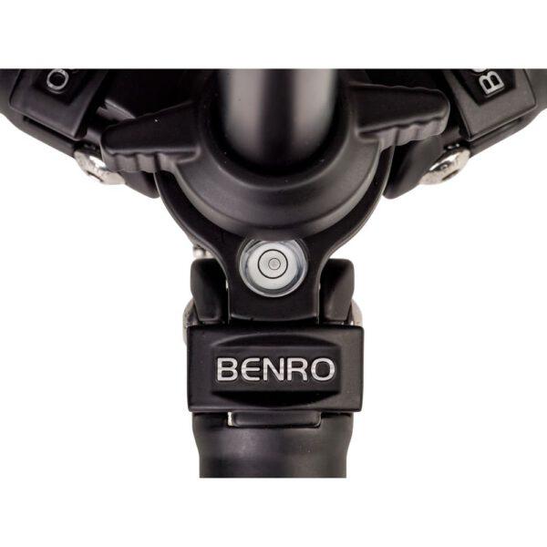 Benro Carbon Fiber Slim Tripod TSL08CN00 with Ball Head 8