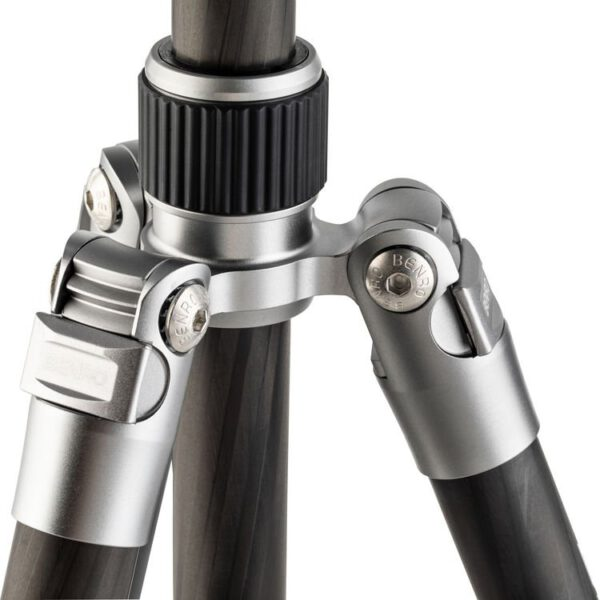 Benro FTR09AB00GBLK Tripster Series 0 Aluminum Tripod Kit Black 13 2
