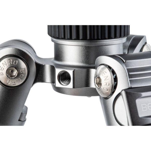 Benro FTR09AB00GBLK Tripster Series 0 Aluminum Tripod Kit Black 14 1