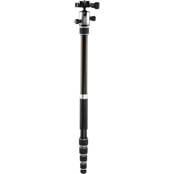 Benro FTR09CB00GTTN Tripster Series 0 Carbon Tripod Kit Titanium 2