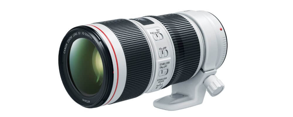 Official : Canon เปิดตัว EF 70-200 F2.8 L IS III / F4 L IS II